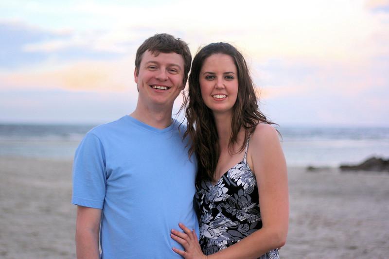 Sara and Doug
