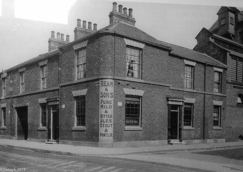 The Corporation Brewery Taps in Doncaster in 2013