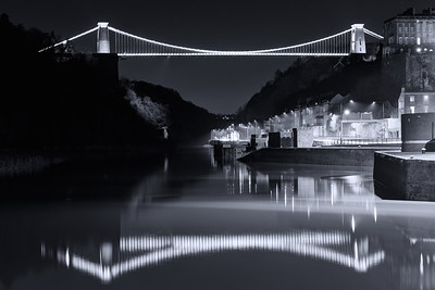 Spanning the Avon Gorge