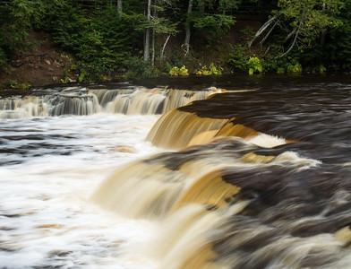 Tahquamenon Falls, Lower Falls