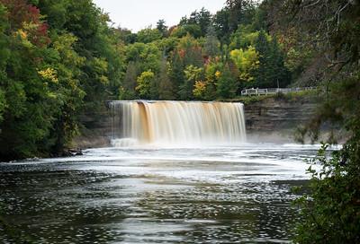 Tahquamenon Falls, Upper Falls