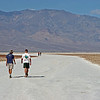Salt flats.