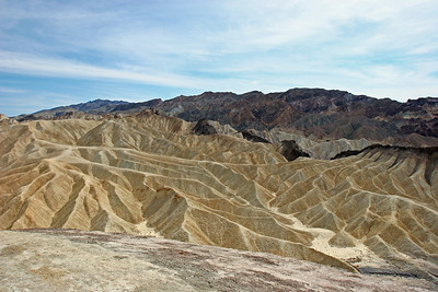 Zabriskie Point - looking south