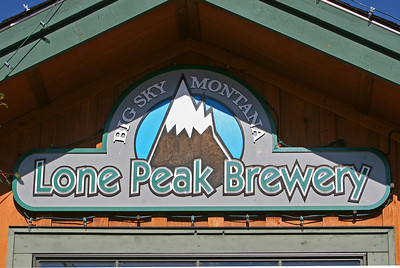 Sept 10, 2011, Lone Peak Brewery, Big Sky MT, Day 2.
