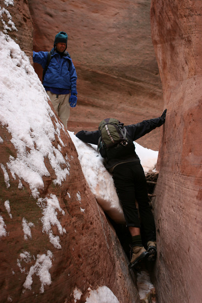 """Red Hollow slot canyon east of Orderville, Utah. See: <a href=""""http://www.zionnational-park.com/east-zion-red-hollow.htm"""">http://www.zionnational-park.com/east-zion-red-hollow.htm</a> Zion Mountain Ranch, a few miles east of Zion Park's east gate. See: <a href=""""http://zmr.com/"""">http://zmr.com/</a> Views along the Riverside Walk leading up to the Narrows in Zion."""