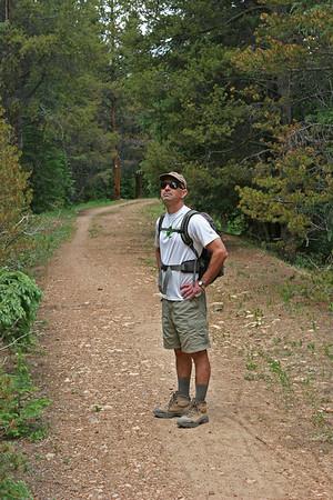 Mitchell Loop Trail, Tony.