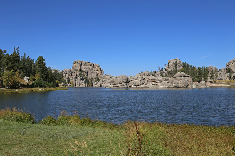 "September 18, 2017 - Custer State Park. Sylvan Lake. Trail head for path to Black Elk Peak. See: <a href=""https://en.wikipedia.org/wiki/Black_Elk_Peak"">https://en.wikipedia.org/wiki/Black_Elk_Peak</a>"