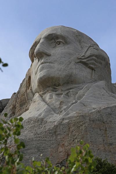 September 17, 2017 - Mount Rushmore National Memorial.