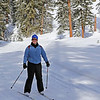 Zephyr Adventures. February 16, 2014. Lone Mountain Ranch, Big Sky, MT. Cindy Anderson