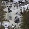 Zephyr Adventures. February 17, 2014. Firehole Falls on Firehole Canyon Drive along the Firehole River south of Madison, Yellowstone National Park.