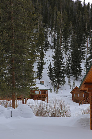 Zephyr Adventures. February 20, 2014. Cabins at 320 Guest Ranch, Big Sky, MT.