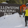 Zephyr Adventures. February 19, 2014. West Entrance, Yellowstone National Park. Tony Santucci.