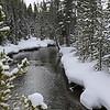 Zephyr Adventures. February 18, 2014. Lone Star Geyser Trial, Firehole River, Yellowstone National Park.