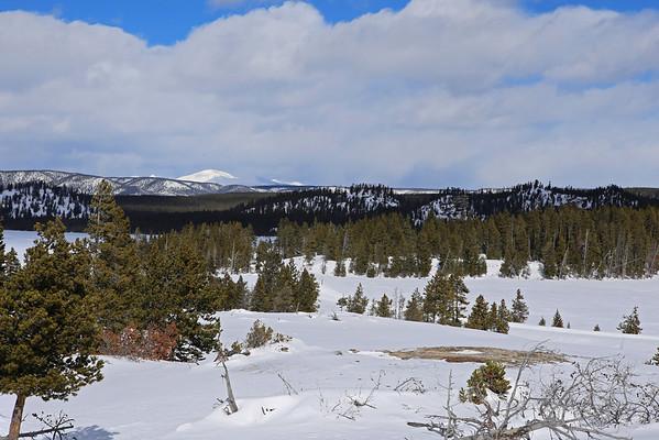 Zephyr Adventures. February 19, 2014. Lower Geyser Basin, Yellowstone National Park.