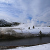 Zephyr Adventures. February 17, 2014. Midway Geyser Basin along the Firehole River, Yellowstone National Park.