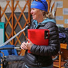 Zephyr Adventures. February 16, 2014. Yurt at Lone Mountain Ranch, Big Sky, MT. Kris Thomas Keys.