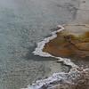 Zephyr Adventures. February 19, 2014. Silex Spring, Lower Geyser Basin, Yellowstone National Park.