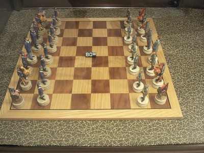 Civil war chess
