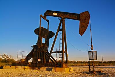 Texas Oil Jack