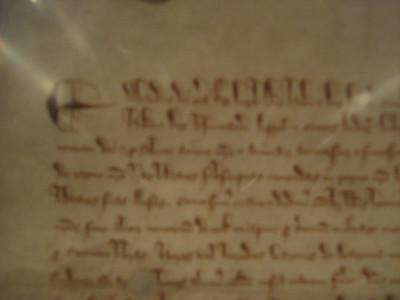 Magna Carta start
