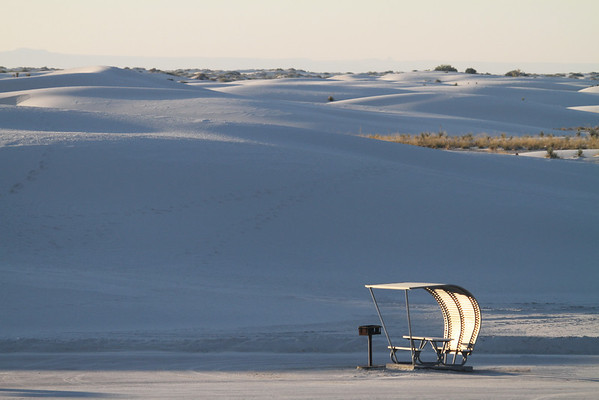 Whites Sands National Monument, NM