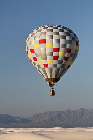 2010 White Sands Balloon Launch