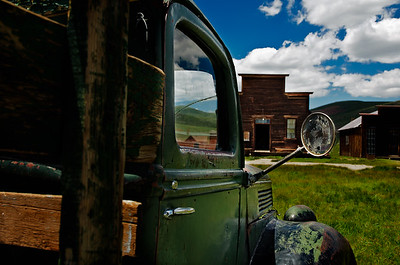 1940 Ford 1 ton truck; Bodie State Park, California.