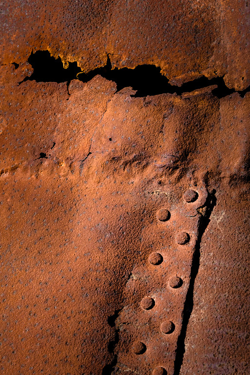 Rusted IV