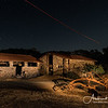 Beauty Ranch, Light Painted