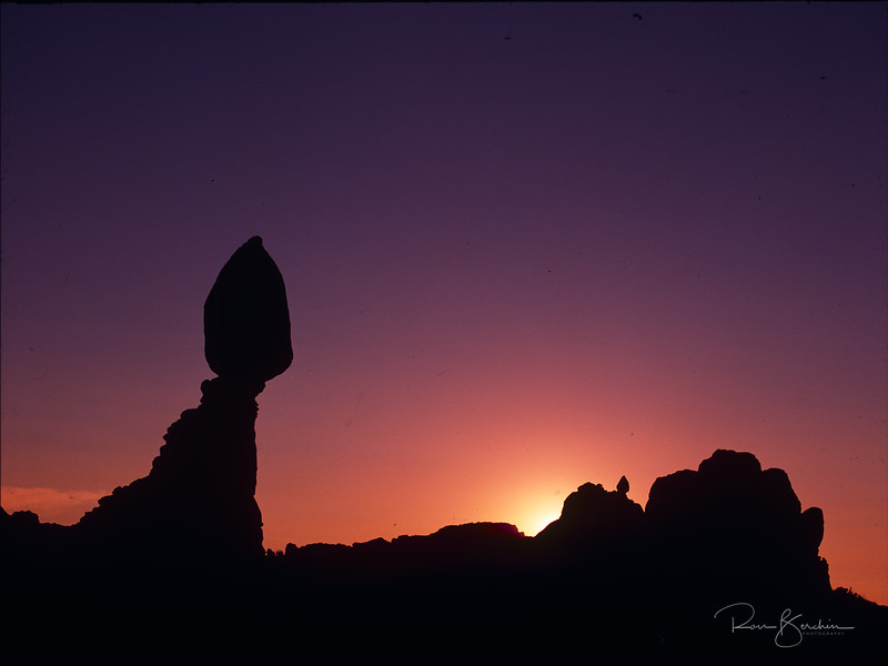 Balancing Rock, Arches, NP