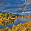 Oxbow Bend after a storm