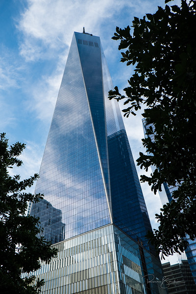 Liberty Tower, ground Zero