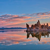 Mono Lake at sunrise