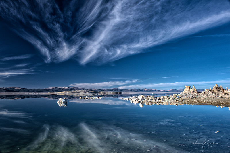Mono Lake, late afternoon