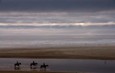 Ebola Creek Riders Oregon-Cannon Beach