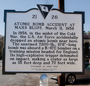 Mars Bluff Accident - 1