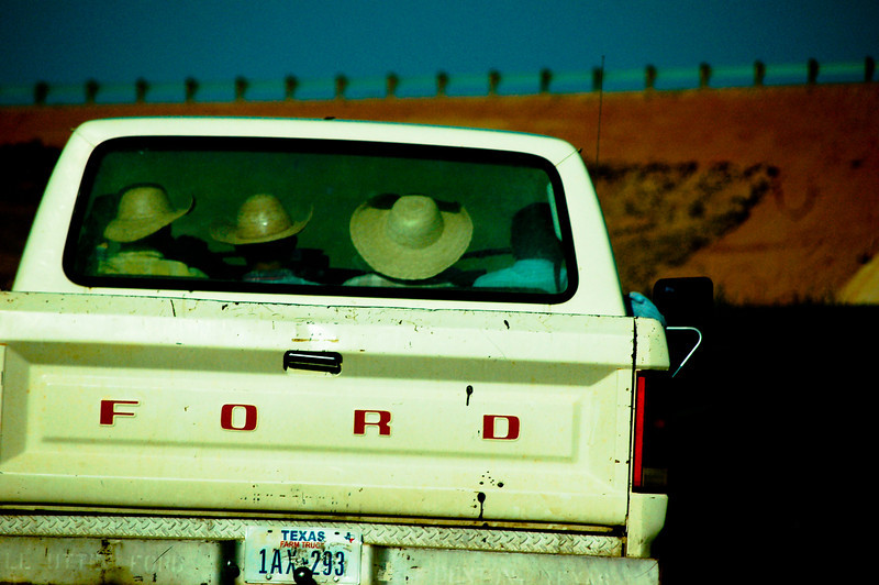 Ranch Hands, West Texas