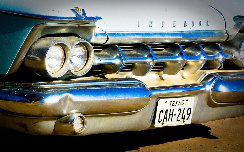 Classic Car - Texas