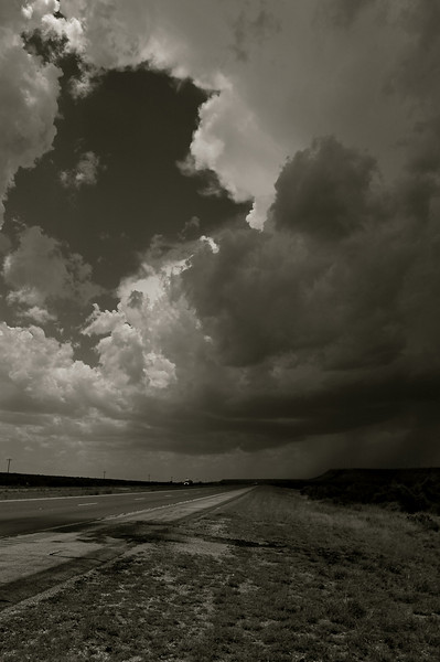 Storm Clouds, West Texas, 2009