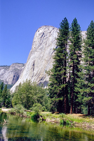 Yosemite's el Capitan is probably the most heavily photographed chunk of granite on the planet.