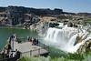 Shoshone Falls fans.