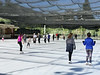 I was surprised to see the Sun Valley Resort skating rink open in mid-August. Let's hope the energy required to maintain the ice comes from a climatically correct carbon-neutral source.  We wouldn't want to be accused of greenhouse gas hypocrisy.
