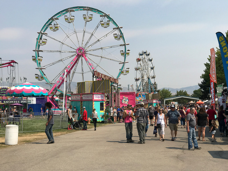 Like I said before, all state fairs are essentially the same.