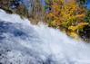 Jones Falls spring runoff.