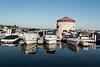 Confederation Harbor boats.