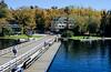 Jones Falls bridge and hotel.