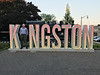 """Gimmick signs are cropping up everywhere. Here I am the """"I"""" in Kingston. It's almost clever – not!"""