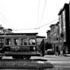 Cable cars contribute to the charm of the City of San Francisco.