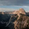 At Glacier Point, Yosemite National Park, early July 2013