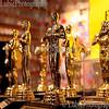 Oscar statue. Universal Studios California